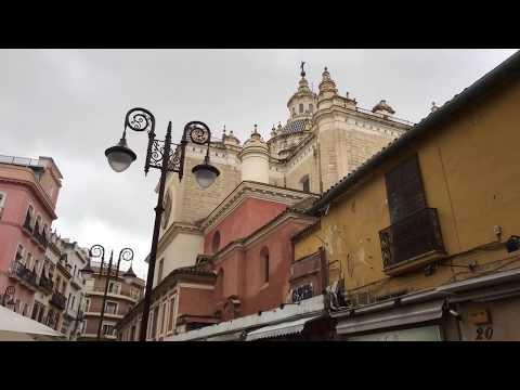 SEVILLE SPAIN JAN 2017