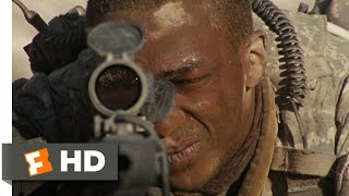 The Hurt Locker (7/9) Movie CLIP - Insurgent Sniper (2008) HD