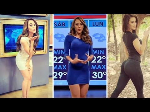 Sexiest News Anchor Of All Time Youtube