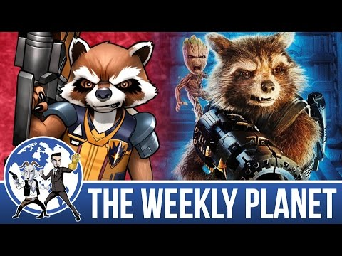 Are Movies Ever Better Than The Comics? - The Weekly Planet Podcast
