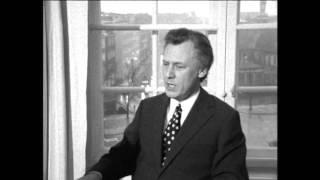 Poul Schluter er ny formand for Det Konservative Folkeparti - 29. januar 1974