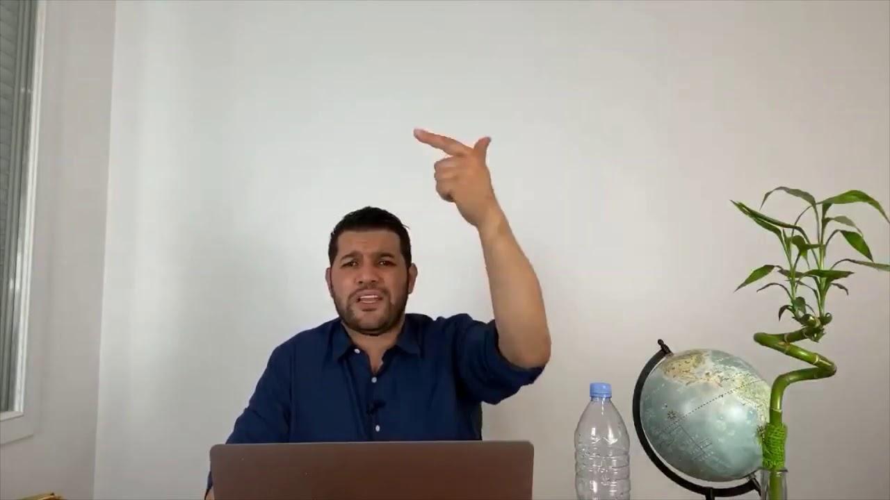 امير ديزاد يحذر الشعب من الخلايا النائمة 😳amir dz juillet 2020