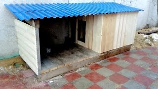 Вольер своими руками. Новый дом для собак/Aviary for dogs