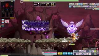 [GMS] MapleStory Night Walker Hell Gollux Solo