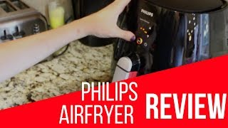 Philips AirFryer Review: Cook With A Tablespoon Of Oil Or Less