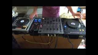 DJ SALIS - ELECTRO & JACKIN VIDEO MIX 21 TRAKÓW W 10 MIN.mpg