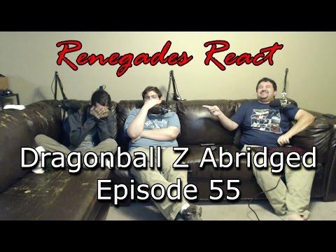 Renegades React to... Dragonball Z...