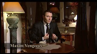 Maxim Vengerov – droga do doskonałości / Maxim Vengerov – the Road to Perfection