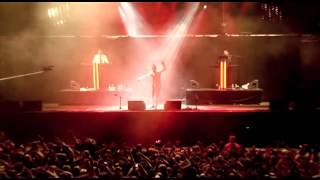 AND ONE - Recover You [Live@Mera Luna] HD