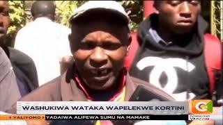 Washukiwa wamwaga kinyesi korokoroni Eldoret