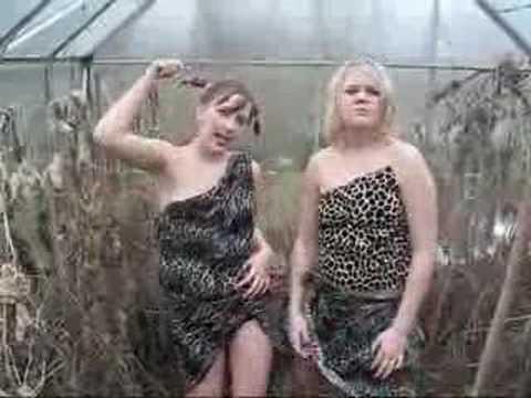 Tarzan and jane-Mette og Mira