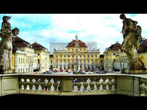 Schloss Favorite - Ludwigsburg - Solitude - Grabkapelle Rotenberg