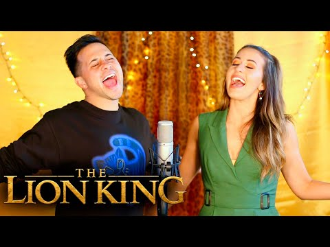 Can You Feel The Love Tonight Cover - Disney's THE LION KING | Jayden Rodrigues & Natasha Vella