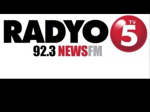 DWFM - Radyo5 92.3 News FM Signing Off 2017
