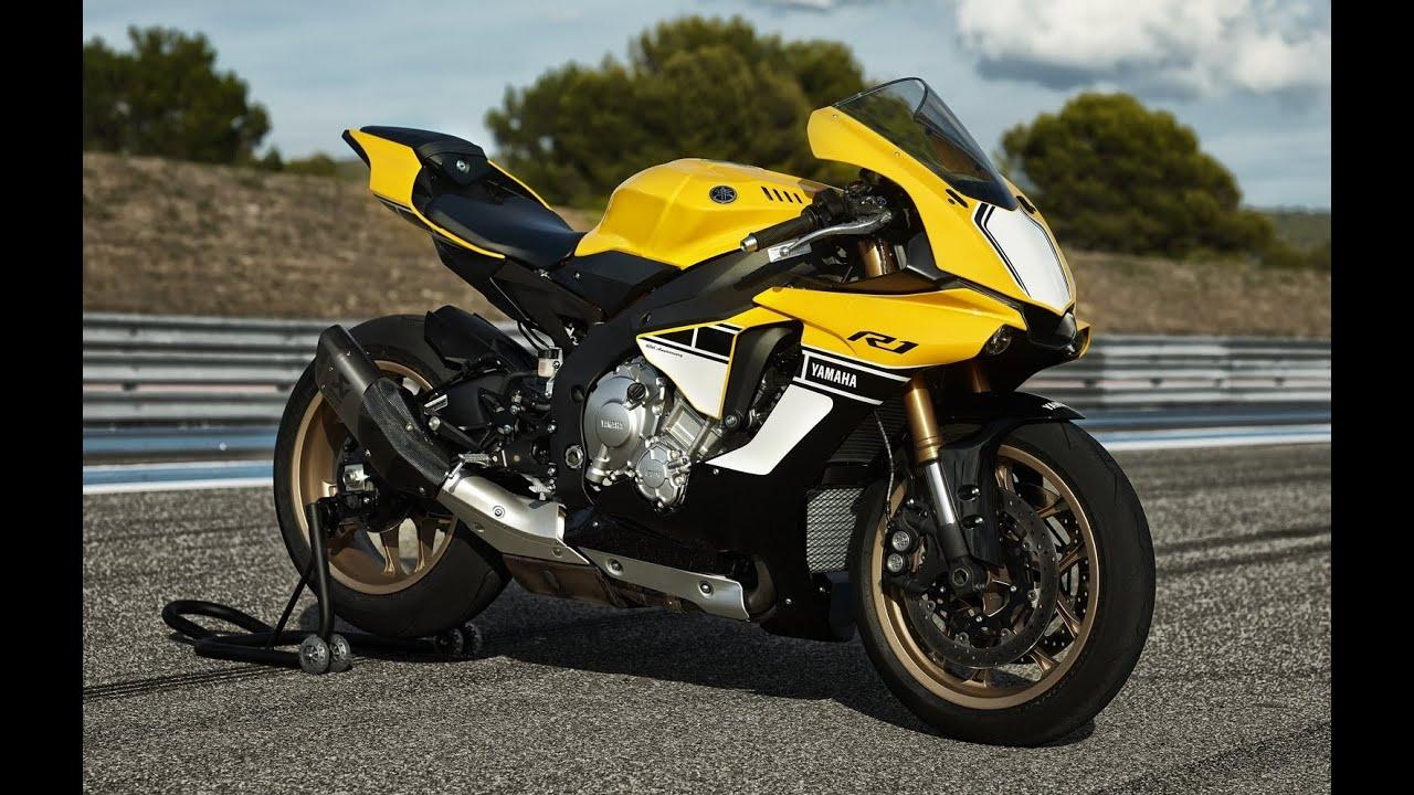 2015 Yamaha Yzf-r1 60th Anniversary Edition