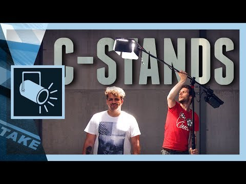 5 Reasons you Need a C-STAND for Filmmaking (Kupo Grip) | Cinecom.net