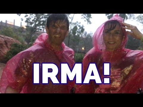 Disney World Before Hurricane Irma