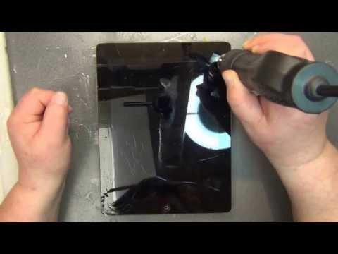 Tutoriel changer la vitre tactile ipad 2 démontage remontage