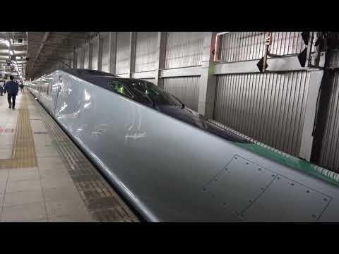 Самые современные поезда в Японии. Поезд будущего , футуристический дизайн поезда