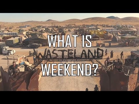 """""""What Is Wasteland Weekend?"""" The Film"""