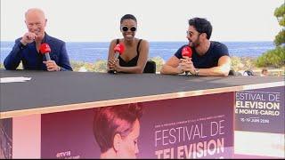 Baixar Samira Wiley, Darren Criss & Neal McDonough at Monte-Carlo Television Festival