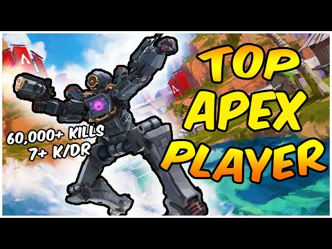 HIGH KILL GAMES!! Top Apex Legends PS4 Player! - 66,000+ Kills, 7+KD/R