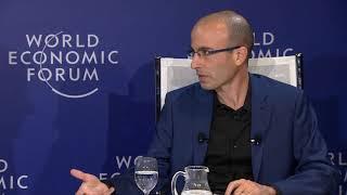 Yuval Noah Harari Q&A Session at the WEF Annual Meeting 2018