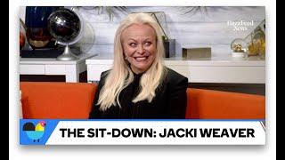 Jacki Weaver Addresses Drama With Anjelica Huston