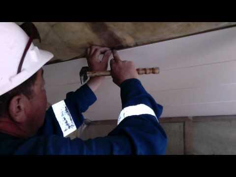 видео: Как быстро и правильно обшить контейнер жилье офис  5