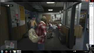 GTA 5 PC GAMEPLAY STEAM