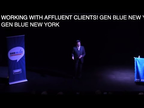 Christophe Choo Speaking at Coldwell Banker International How to Work with Affluent Clients