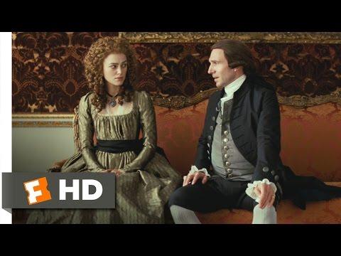The Duchess (9/9) Movie CLIP - A Calm Normality (2008) HD