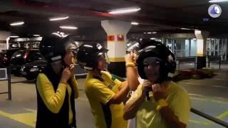 Kart em Blumenau para superação do medo de dirigir