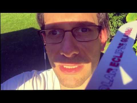solar glasses test