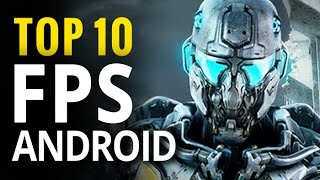 Top 10 Android FPS Games | Best First-person Shooters