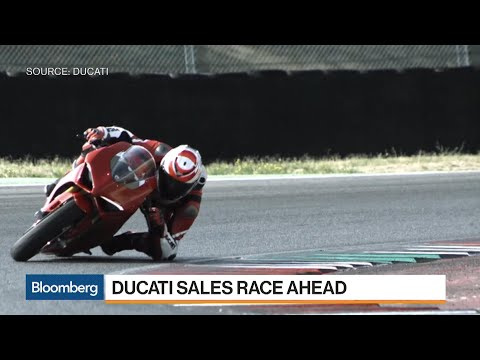 Ducati CEO Sees Success From Focus on 'Younger Generation'