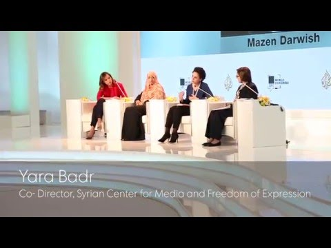 Town Hall: Covering the Arab World Highlights