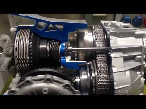 Audi-Multitronic gearbox model
