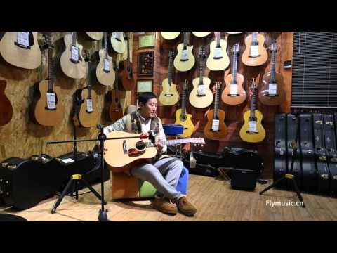 马丁 Martin D-16GT guitar FLYMUSIC