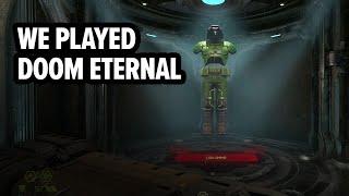 Doom Eternal: Unfinished