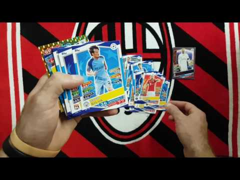 TOPPS MATCH ATTAX CHAMPIONS LEAGUE 2016/17 - MINI TIN UNBOXING