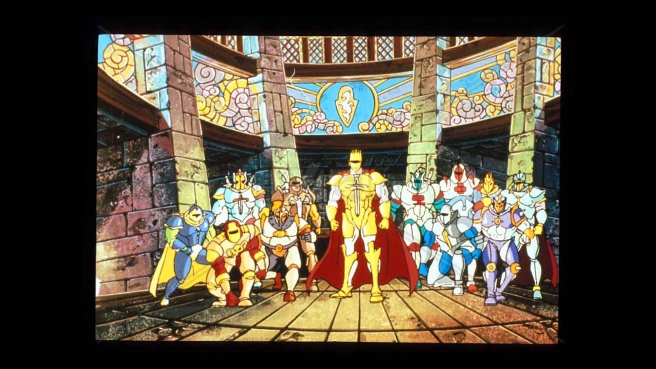 Marco destro re art e i cavalieri della tavola rotonda - Cavalieri della tavola rotonda ...