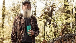 Uncle Si's 'Live Stream' | In the Quarantine with Phil