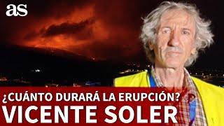 VOLCÁN LA PALMA | 'Ninguna erupción duró en La Palma menos de 24 días' | AS