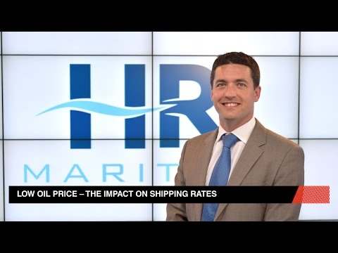 HR Maritime on the impact of low oil price on shipping