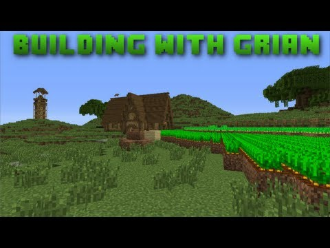 Building with Grian - Farms