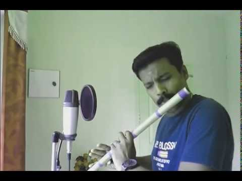 Oru raathrikoodi | Summer in Bethlehem | [Flute] song By, Dileep Babu