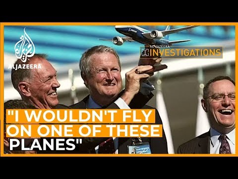 The Boeing 787: Broken Dreams l Al Jazeera Investigations