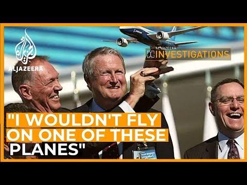 The Boeing 787: Broken Dreams - Al Jazeera Investigations