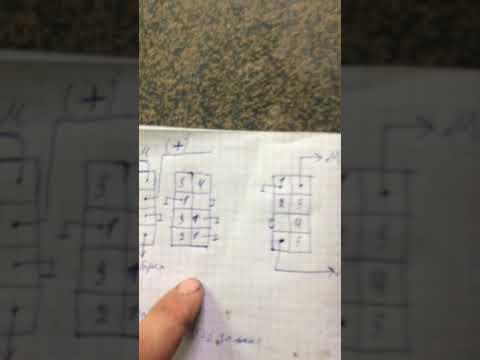 Схема проводки на три кнопки стеклоподъемников на ваз